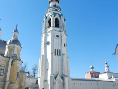 Колокольня Софийского собора, Вологда