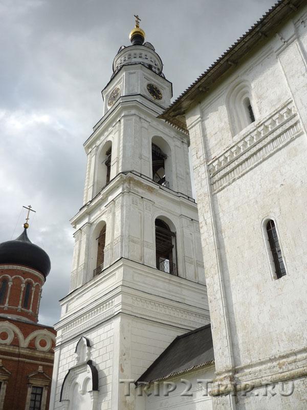 Колокольня при Воскресенском соборе, Волоколамск