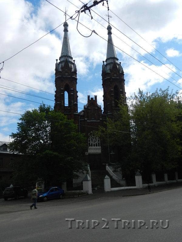 Костёл Святейшего Сердца Иисуса, Рыбинск