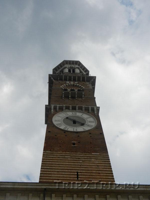 Башня Ламберти, Верона