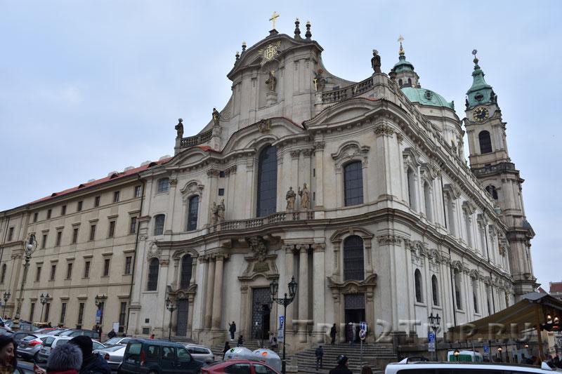 Собор Святого Микулаша на Малостранской, Прага