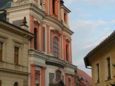 Костёл Святого Яна Непомуцкого, Кутна-Гора
