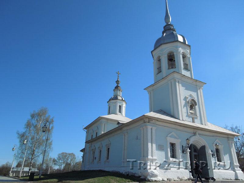 Церковь Александра Невского, Вологда