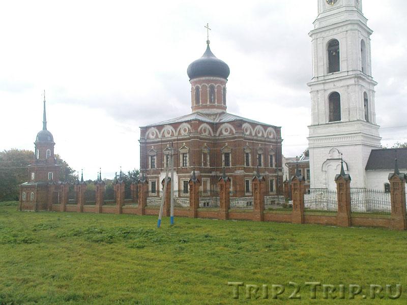 Никольский собор. Волоколамск