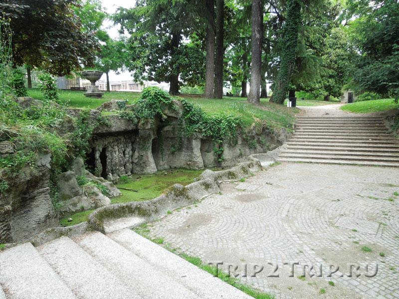 Парк Джардини делл'Арена, Падуя
