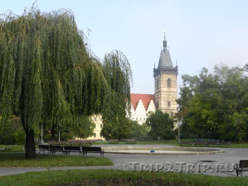 Новоместская ратуша, Карлова площадь, Прага