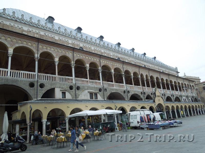 Палаццо делла Раджона (Дворец Разума), Падуя