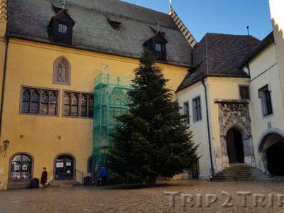 Старая ратуша, Регенсбург