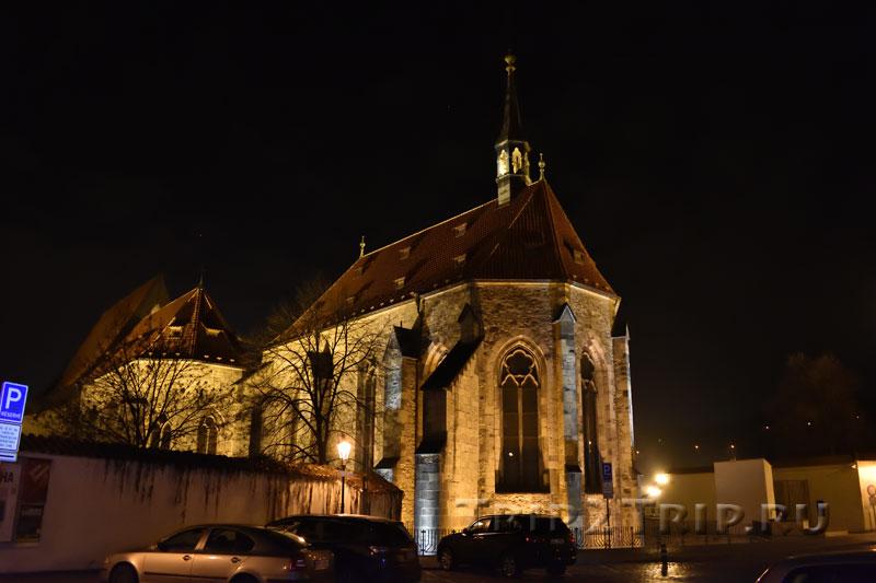 Костёл Святого Сальватора, монастырь Святой Анежки, Прага