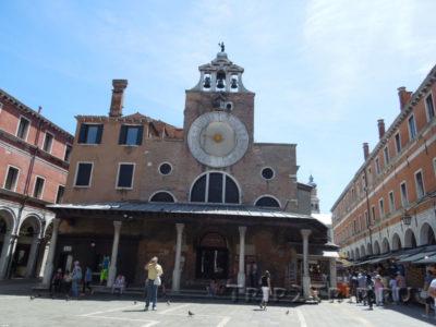 Сан-Джакомо-ди-Риальто, сестьере Сан-Поло, Венеция