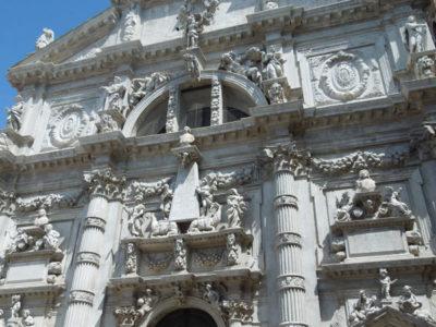 Церковь Сан-Моизе, Венеция
