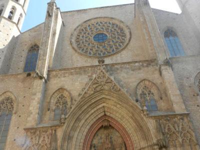Церковь Санта-Мария-дель-Мар, Барселона