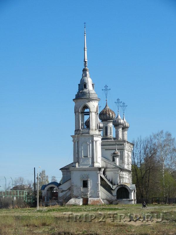 Храм Сретения Господня на Набережной, Вологда