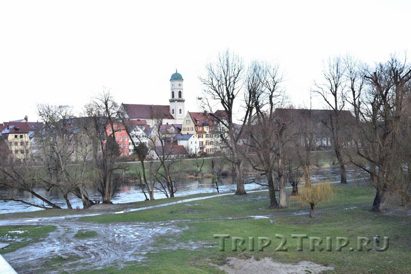 Церковь Святого Манга в Штадтамхофе, Регенсбург