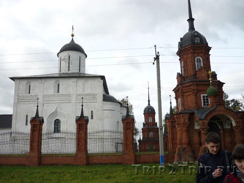 Воскресенский собор, Волоколамск