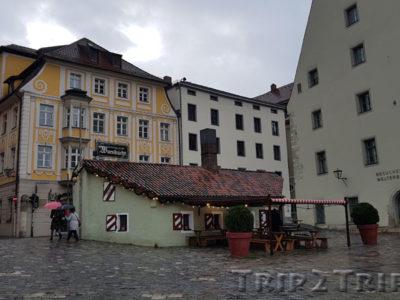 Историческая сосисочная, Регенсбург