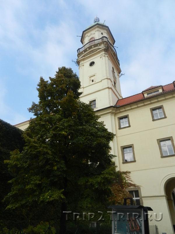 Башня Клементинума, Прага