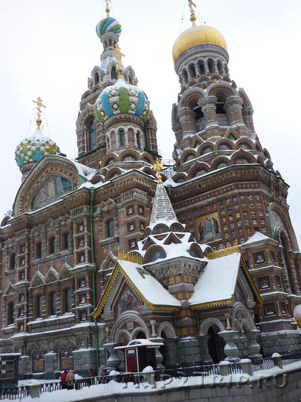 Спас на Крови, канал Грибоедова, Санкт-Петербург