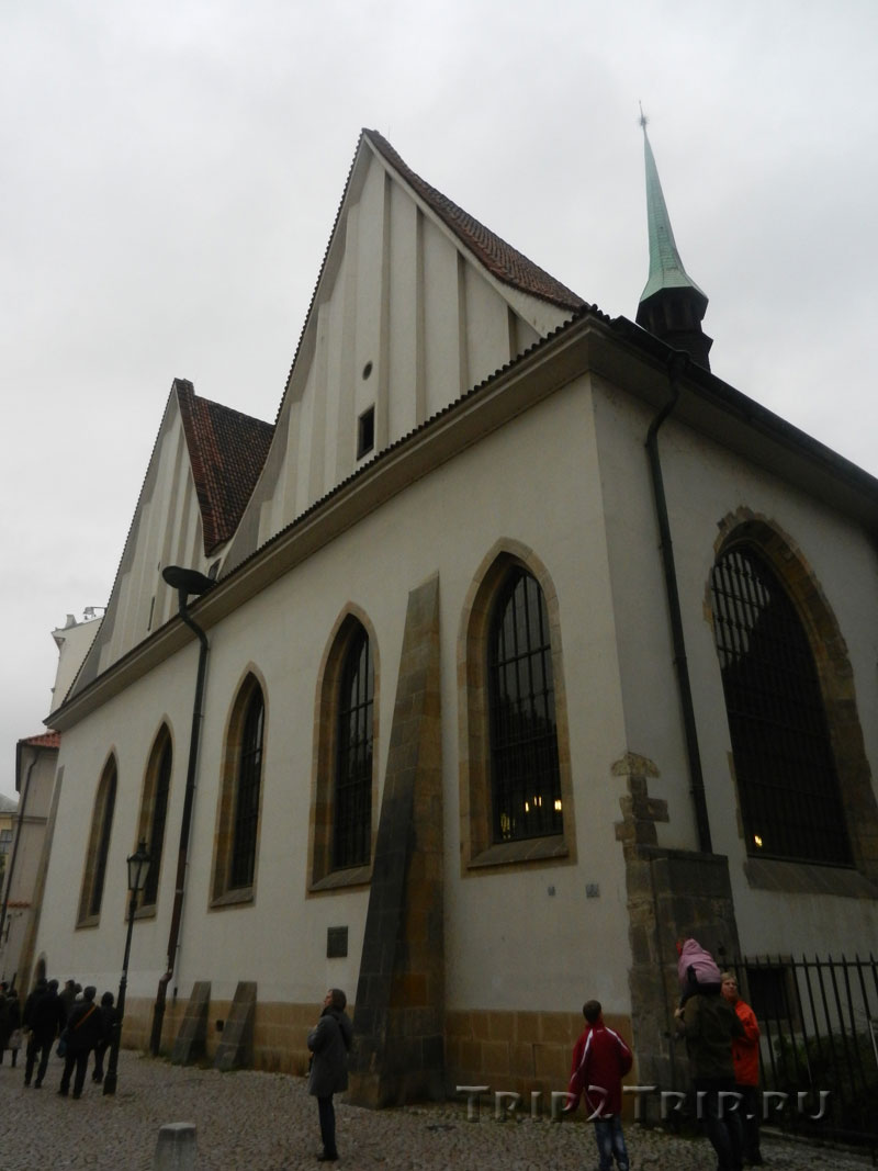 Вифлеемская часовня, Вифлеемская площадь, Прага