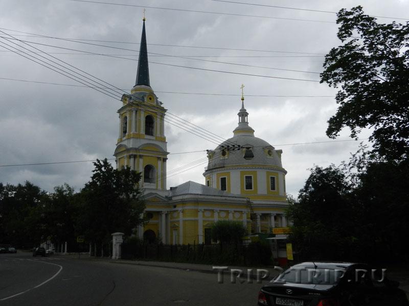 Храм Вознесения на Гороховом Поле, Москва