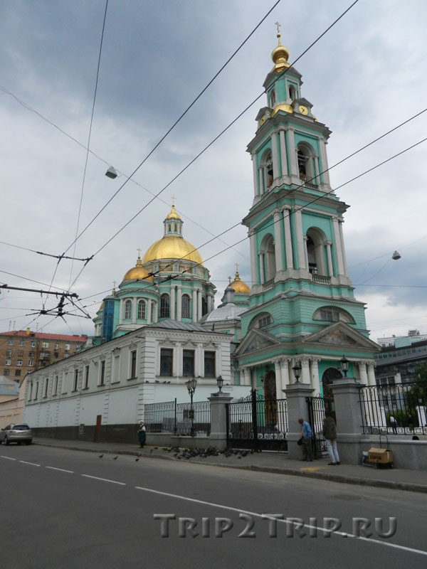 Елоховский собор, Басманный район, Москва
