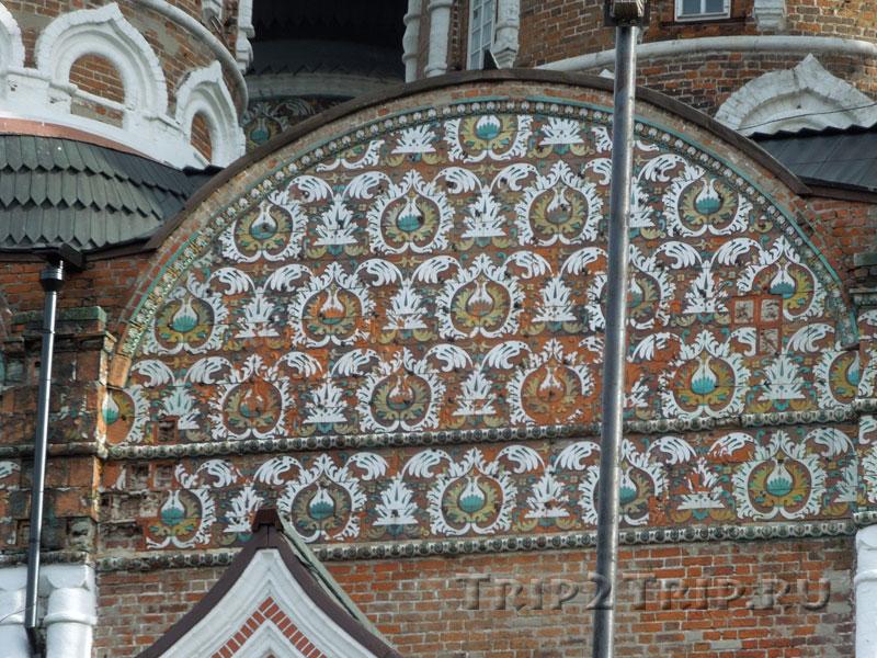 Средняя закомара собора Покрова, Измайловский остров, Москва