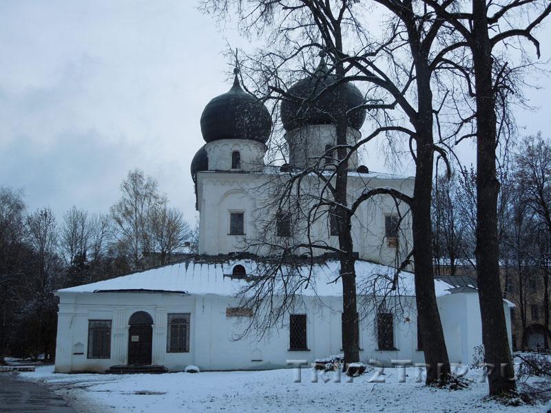 Собор Рождества Богородицы, Антониев монастырь, Великий Новгород