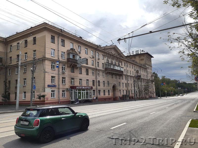 Ул. Первомайская, д.4, Измайлово, Москва