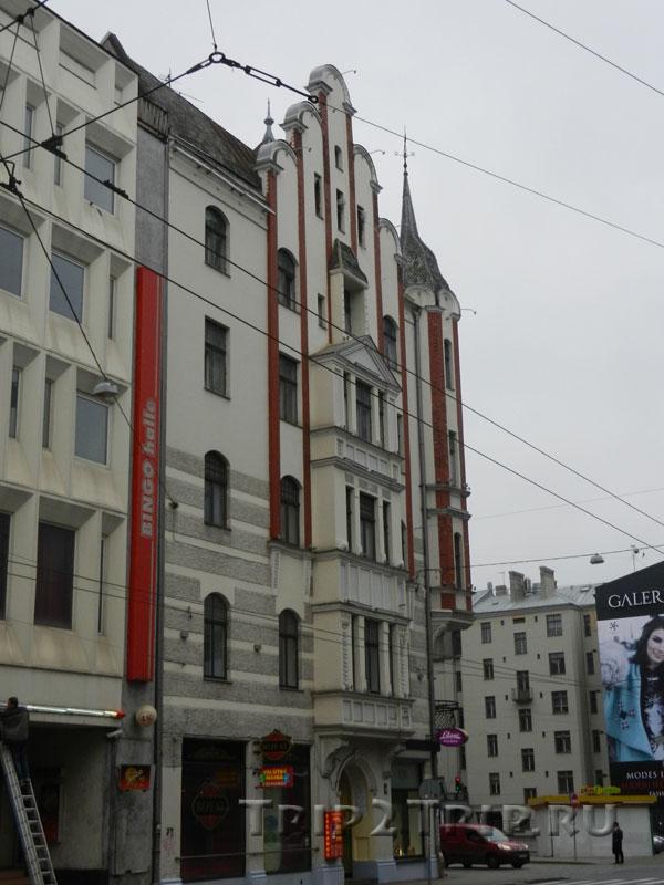 46, улица Бривибас, Рига