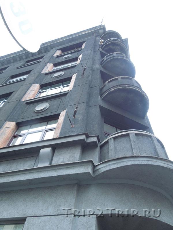 66, улица Бривибас, Рига