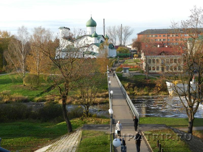 Церковь Богоявления с Запсковья, Псков