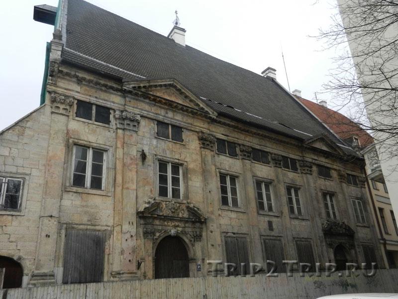 Дом Данненштерна, улица Марсталю, Рига