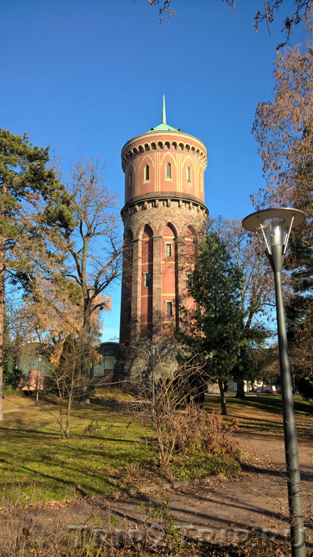 Водонапорная башня, Кольмар