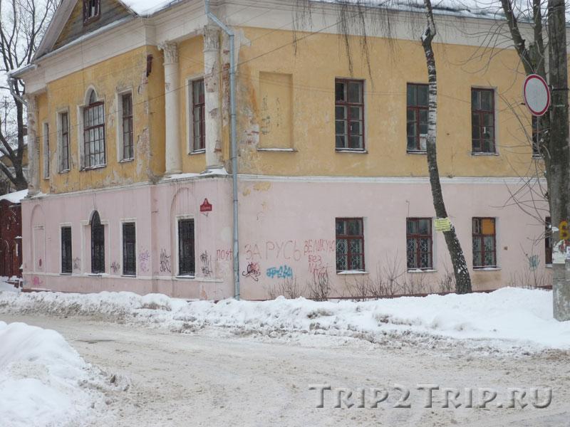 Усадьба Фалеевых-Гончаровых, улица Баумана, Калуга