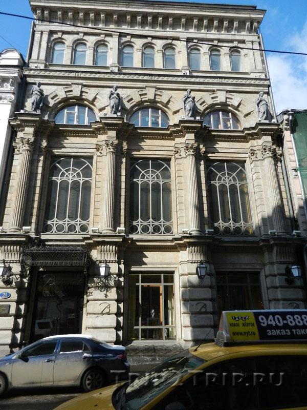Аптека Феррейна, Никольская улица, Москва