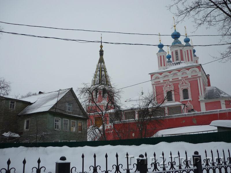 Свято-Георгиевский собор, что за Верхом, Калуга