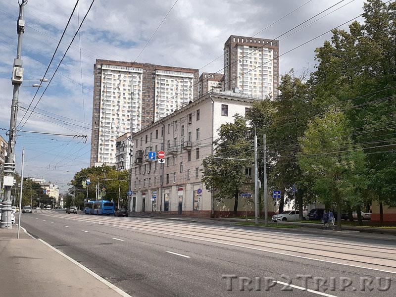 """ЖК """"Измайловский"""", ул. Первомайская, Измайлово, Москва"""