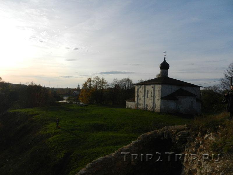 Церковь Козьмы и Дамиана с Гремячей горы, Запсковье, Псков