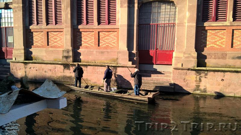 Крытый рынок, Маленькая Венеция, Кольмар