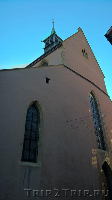 Церковь Святого Матфея, Большая улица, Кольмар