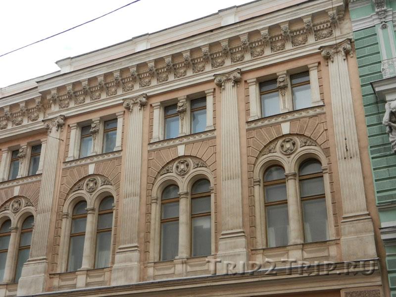 Московский торговый банк Н.А. Найдёнова, Ильинка, Китай-город, Москва