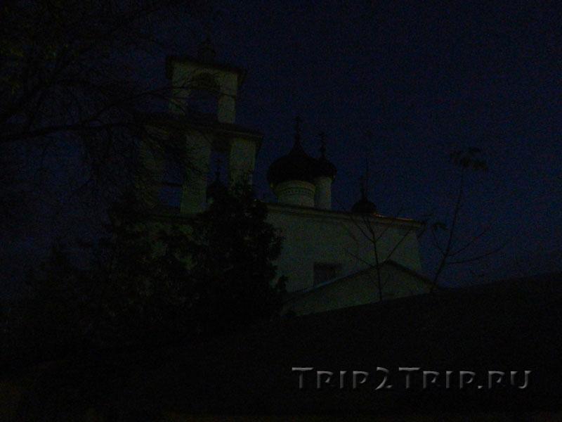 Церковь Николы Явленного от Торга, Окольный город, Псков