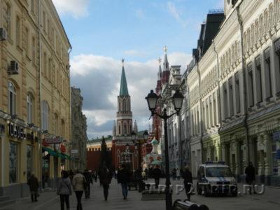 Никольская улица, Китай-город, Москва