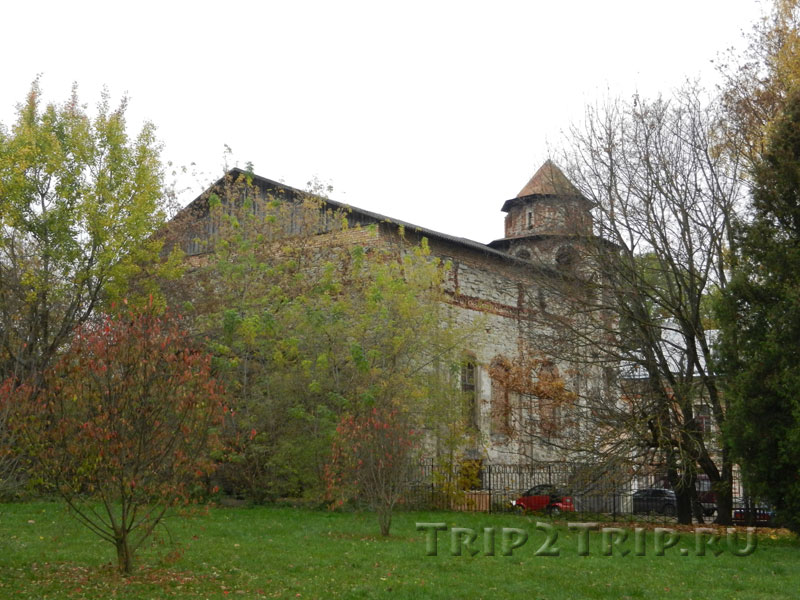 Церковь Одигитрии, Средний город, Псков