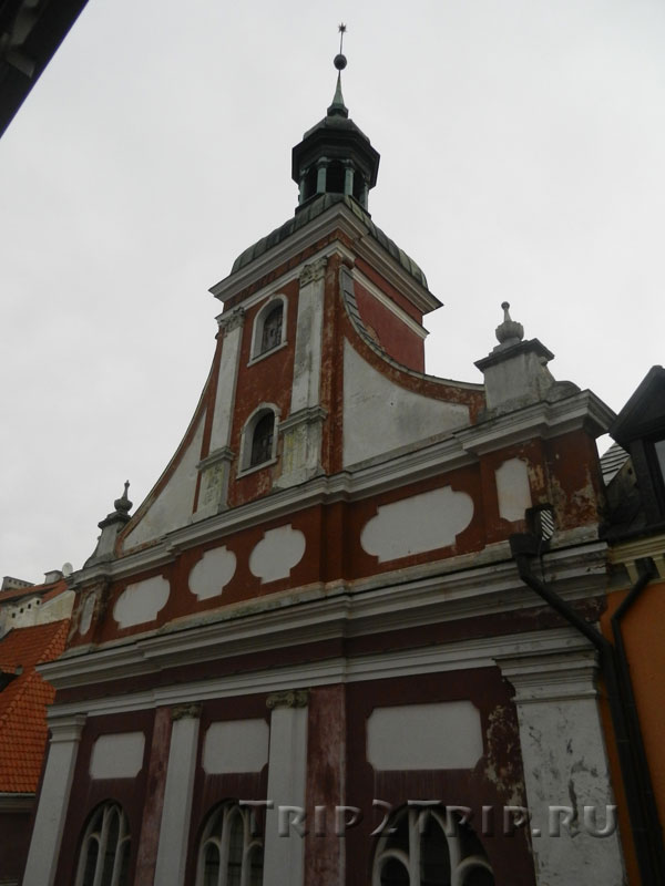 Реформаторская церковь, Рига