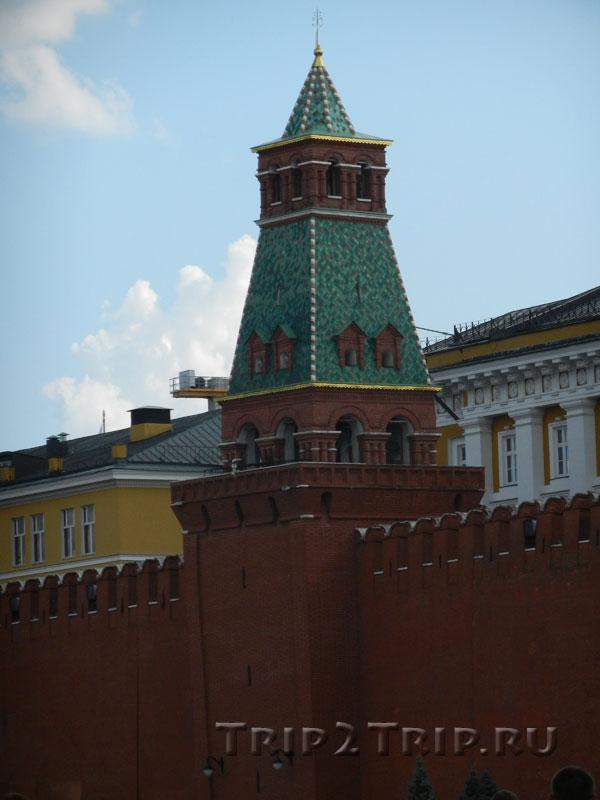 Сенатская башня, Кремль, Москва