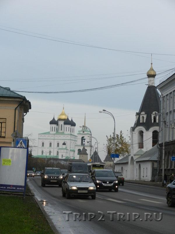 Советская (бывш. Великая) улица, Псков