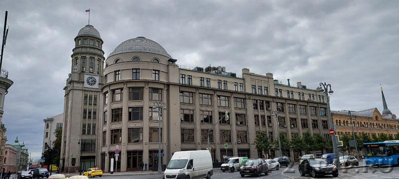 Северное Страховое общество, улица Ильинка, Китай-Город, Москва