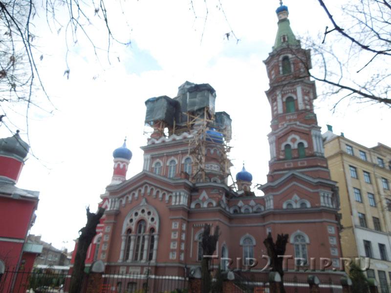 Свято-Троицкая Задвинская церковь, Рига