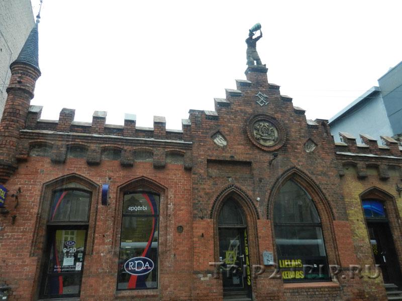 Винный магазин, улица Матиса, Рига
